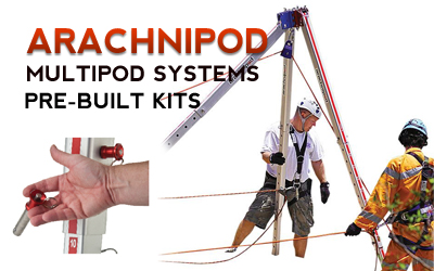 Arachnipod Total Edge Management