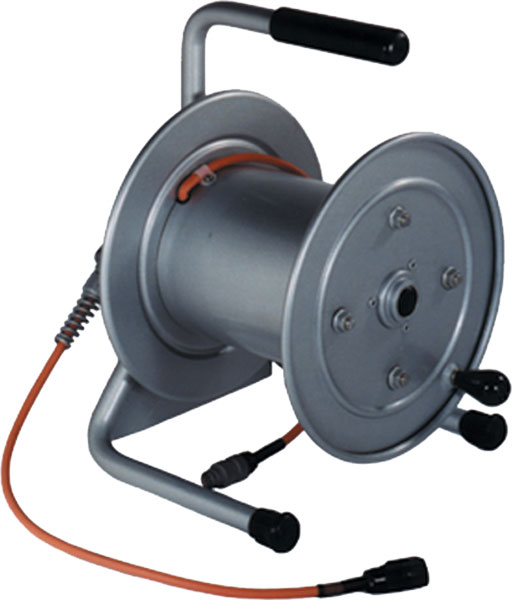 Cable Reels Without Cable : Cable air hose reel without wheels
