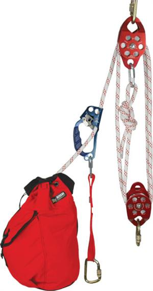 Mechanical Advantage Haul Systems http://www.rescuetech1.com/spin-lockrescueretrievalsystem.aspx