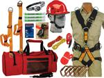 Deluxe Team Member Set With Petzl I'D Rescue Tech
