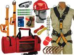 Deluxe Team Member Set With RescueTech Rappel Rack