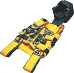 Splint-Type Backboards and Immobilization Devices.  Features LSP Half Back, Miller Spine Board, and