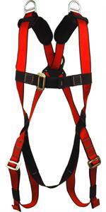 RT Industrial 3 'D' Full Body Harness - No Positioning Rings