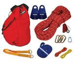Z-Rig Haul Set Rescue Equipment