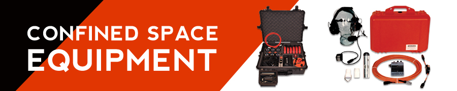 Confined Space Banner