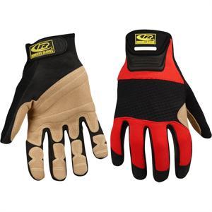 Glove XS Clearance SetWear Pro Leather Black