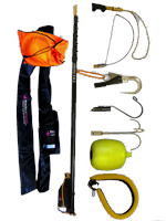 Reach and Rescue Standard Pole Kit RRUPK