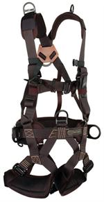 Rigger's Full Body Rescue Harness