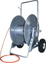 Cable / Air Hose Reel with Wheels